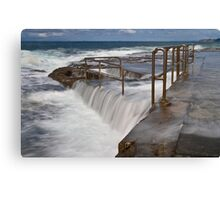 Spill Over Canvas Print
