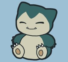 Snorlax Kids Clothes