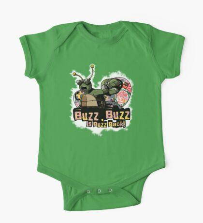 Turflytle BUZZ BUZZ One Piece - Short Sleeve