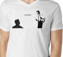 Reservoir dogs mr blonde Mens V-Neck T-Shirt