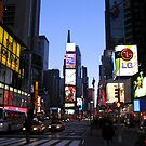 Times Square, New York by Patricia127