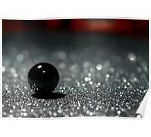Black pearl Poster