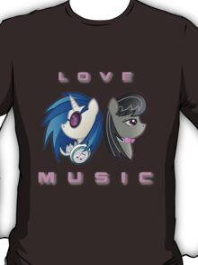 Love the Music T-Shirt