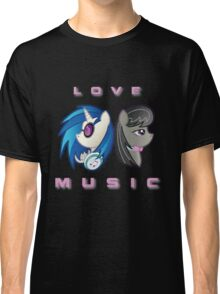 Love the Music Classic T-Shirt