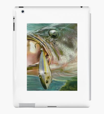 Bass iPad Case/Skin