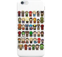 Heroes Unite! iPhone Case/Skin