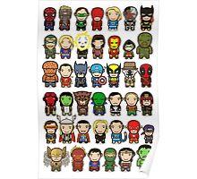 Heroes Unite! Poster