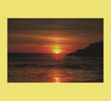 0573 Sunset at Squeaky Beach Kids Clothes