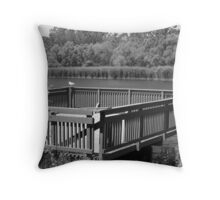 Decked Out Throw Pillow