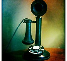 the candlestick telephone by alliteration