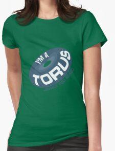 I'm a torus Womens Fitted T-Shirt
