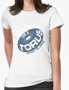 I'm a torus Womens Fitted T-Shirt