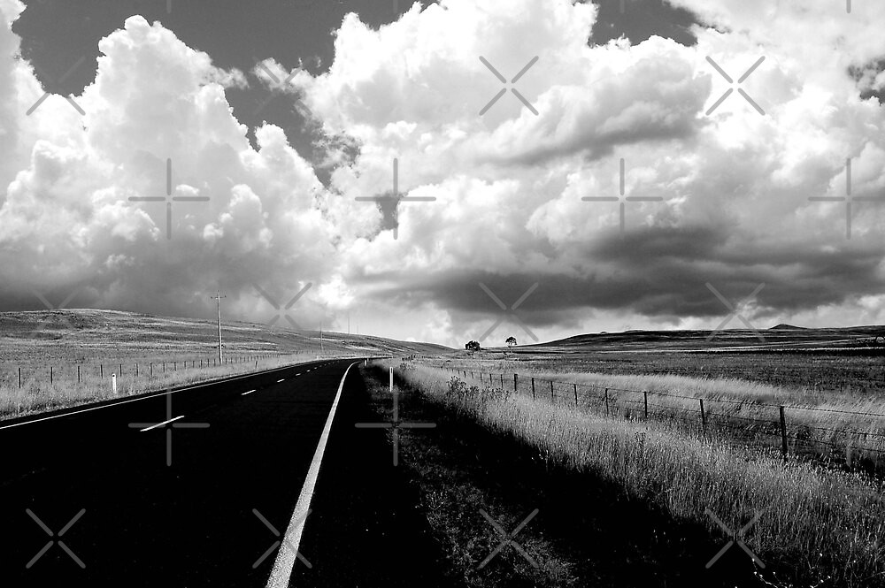 Road to Somewhere by Loren Sh