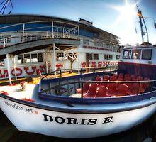 The M/V Doris E. by Bruce Taylor