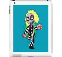 beetlejuice is loose iPad Case/Skin