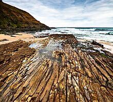 North Era Rock Platform by Ben Herman