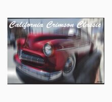 Northern California Crimson Classic Caddy Kids Clothes