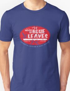 House of Blue Leaves Distress T-Shirt