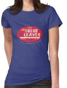 House of Blue Leaves Distress Womens Fitted T-Shirt