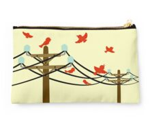 The Birds Studio Pouch