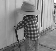 Big Hat on Country Girl by GTRProductions