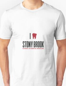 Stony Brook School of Dental Medicine T-Shirt