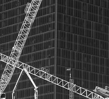 Construction Lines by Alexander Evans