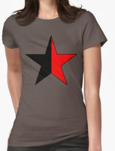 Anarchist Communism Womens Fitted T-Shirt