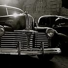 Bugsy... Old Time Gangster Rides by kelleygirl