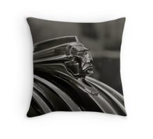 The Chief... Pontiac Throw Pillow
