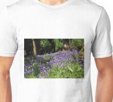 Forest Of Bluebells Unisex T-Shirt