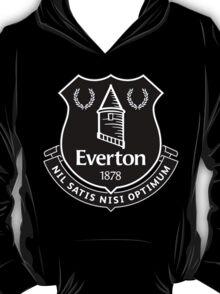 Everton Black T-Shirt