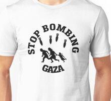 Stop Bombing Gaza Unisex T-Shirt