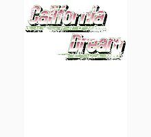 california dream for girls Womens Fitted T-Shirt