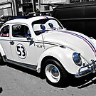 Herbie the Volkswagen by Ferenghi