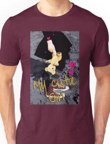 my cute girl Unisex T-Shirt