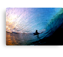 Last Light - Northern Beaches Canvas Print