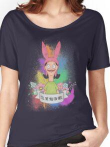 Louise Belcher Women's Relaxed Fit T-Shirt