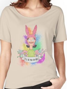 Louise Belcher Women's Relaxed Fit T-Shirt