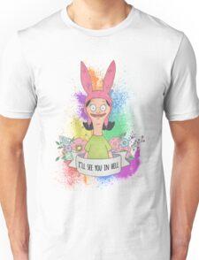 Louise Belcher Unisex T-Shirt