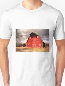 Ye Old Red Barn Unisex T-Shirt