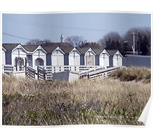 Changing Rooms Watch Hill, Rhode Island Poster