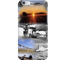 Test planes iPhone Case/Skin