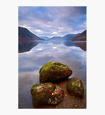 Ullswater - Early Morning Photographic Print