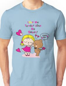 cute friends Unisex T-Shirt