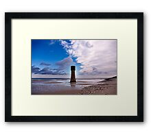 Humber Estuary - Tides Out Framed Print