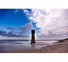 Humber Estuary - Tides Out Photographic Print