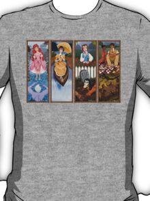 Phantom Manor Stretch Portraits T-Shirt