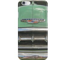 Child of the 50's - 1952 Chevrolet Deluxe iPhone Case/Skin