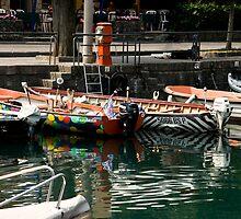 Lake Garda - Porta Portesse by imagic